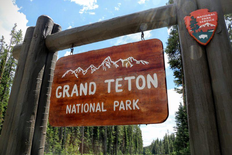 Inkom Grand Teton National Park