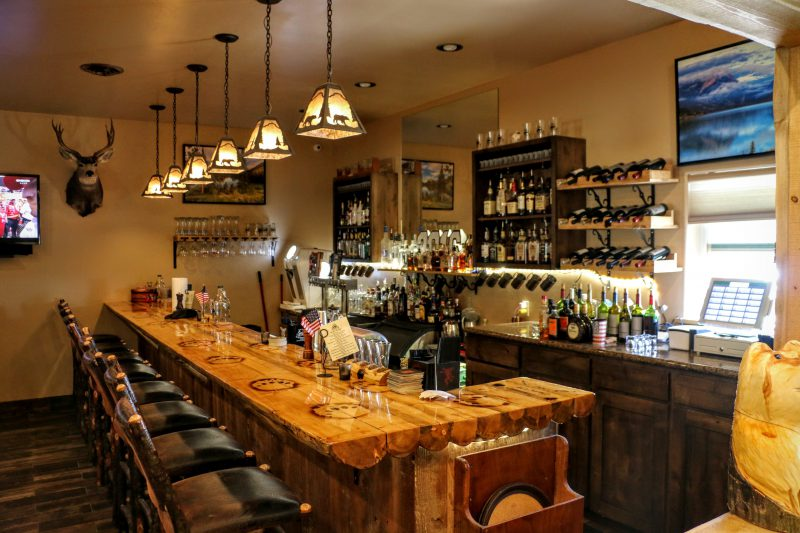 Daniels Junction Bar
