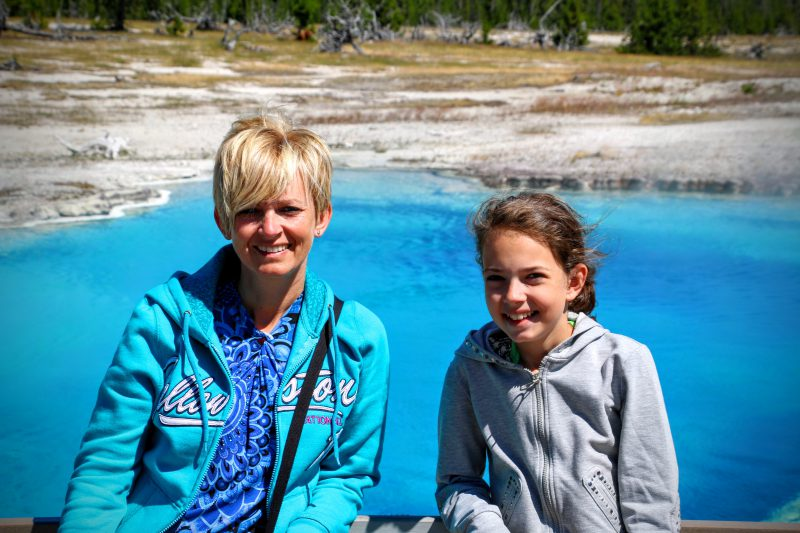 Reisverslag Yellowstone