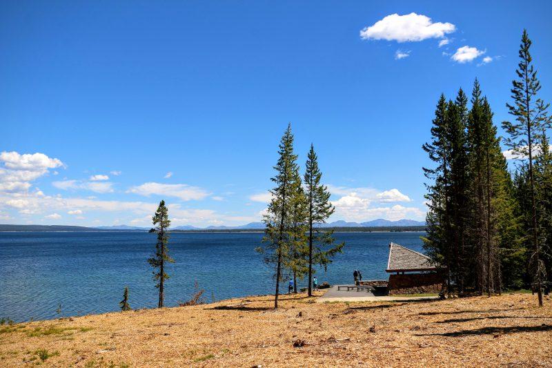 Yellowstone meer
