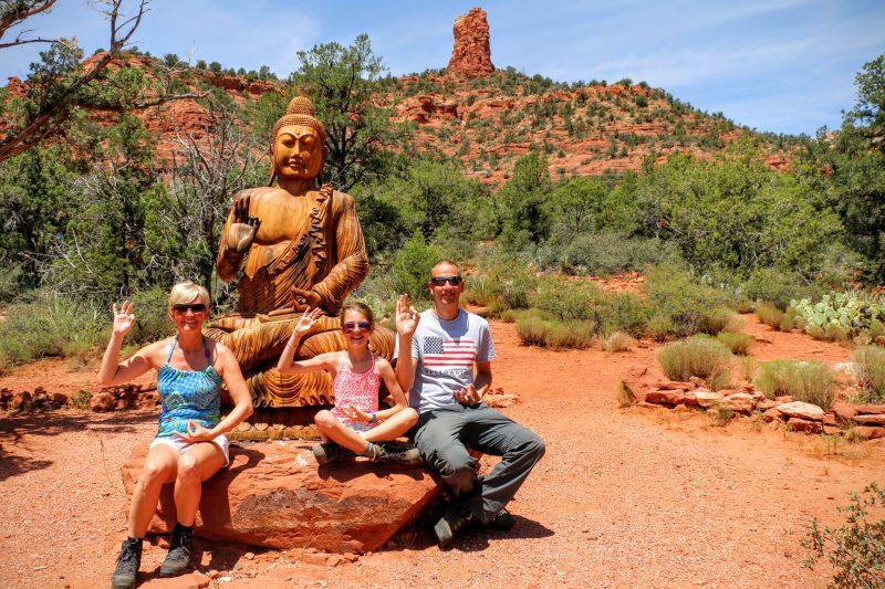 Sedona Buddha