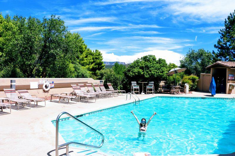 Hotel met zwembad in Sedona