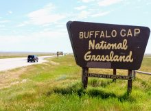 Bufalo Cap National Grassland