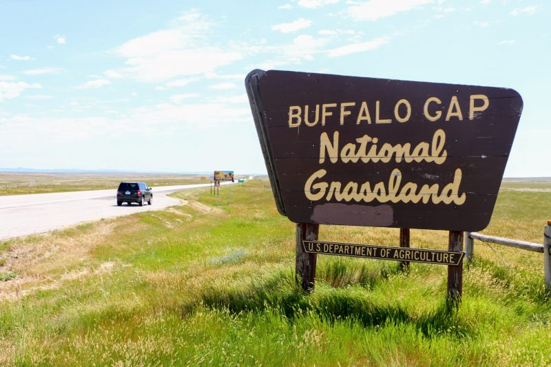 Bufalo Gap National Grassland