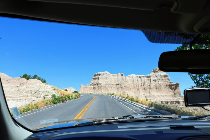 Scenic Route Badlands