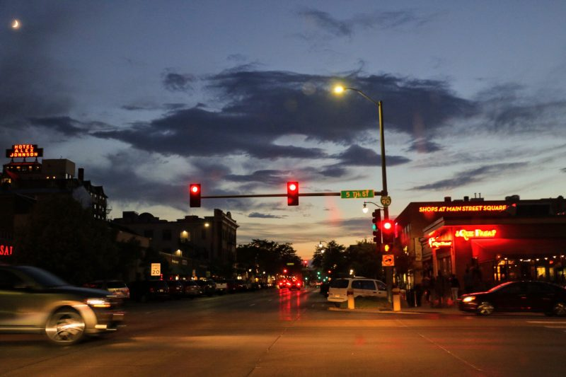Rapid City centrum